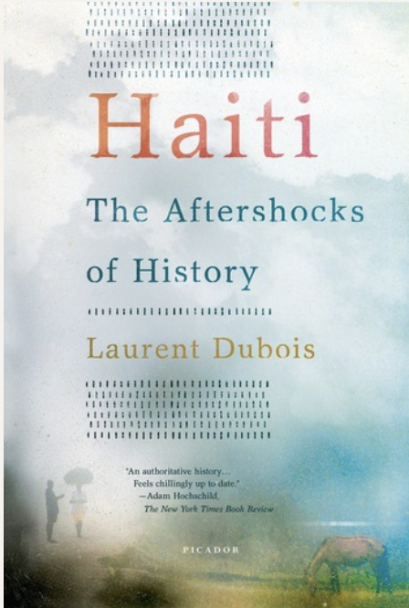 Completing my crash reading course on Haitian history with this excellent book on the two centuries *after* the drama of the war for independence. https://t.co/SC8OmbF1Tw https://t.co/WSJftBymIO