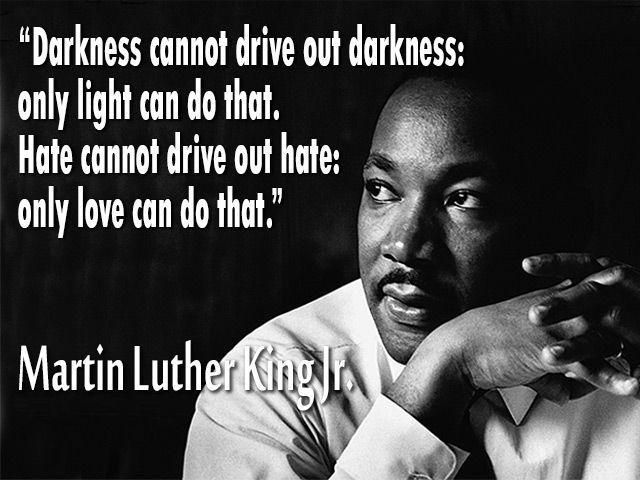 Today we remember & honour Dr. Martin Luther King Jr.  MLK's vision was equality, dignity & respect for all. Through his peaceful protests, speeches & writing #MLK  empowered & inspired ppl in support of civil rights & equality. We celebrate the life & legacy of Dr. King #MLKDay