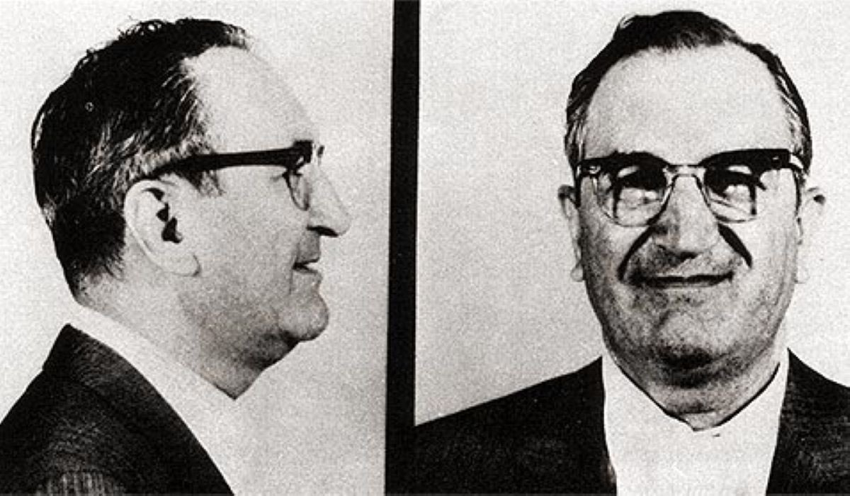 #HappyBirthday JOE BANANAS. #OnThisDay In 1905: Joseph Bonanno was born in Castellammare del Golfo, #Sicily.  At 26, he's the youngest #Mafia godfather in America when he took over the crime family that bears his name, the #Bonanno crime family, after the death of Sal Maranzano.