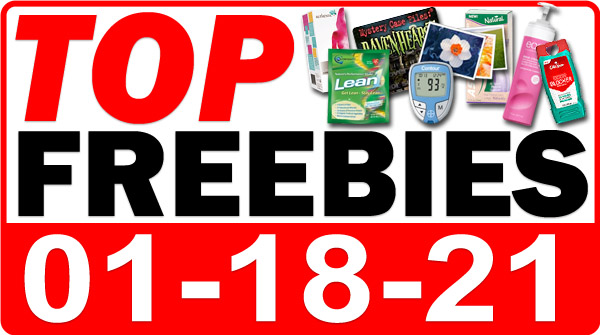 ►► #Free Face Mask + MORE Top #Freebies for January 18, 2021 ►►  ►► #FREESample #FREEStuff #Freebie #Frugal #MartinLutherKing #MLK #MLKDay #Samples ►► @FreebieDepot