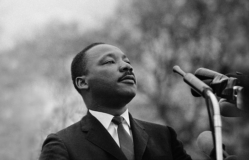 A day as important as ever to commemorate. Happy #MLKDay. ✊🏾 https://t.co/llLig3GQS9