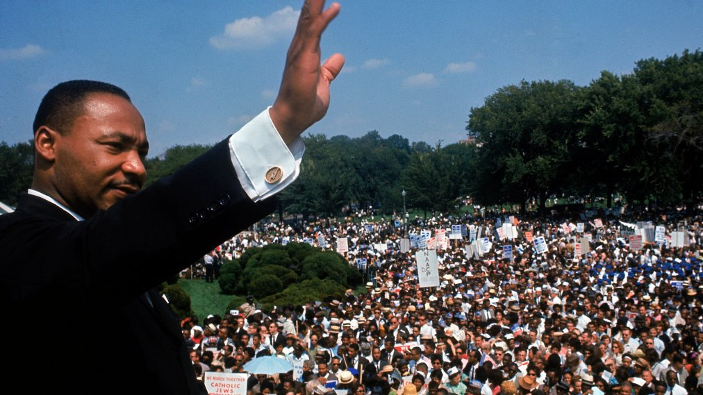 """""""Life's most persistent and urgent question is: What are you doing for others?""""  -MLK #MLKDay2021 #MLK #MondayMotivation"""
