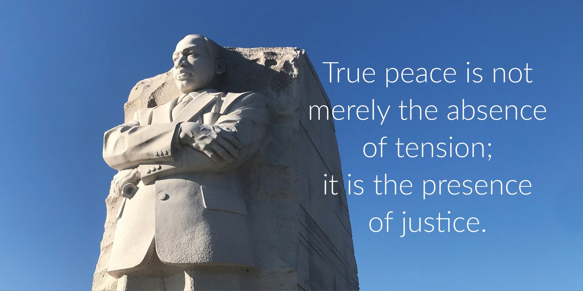Honoring the legacy of Martin Luther King, Jr, we are reminded to love & serve our communities not only today, but every day.  #MLK #MLKDay #MLKDay2021