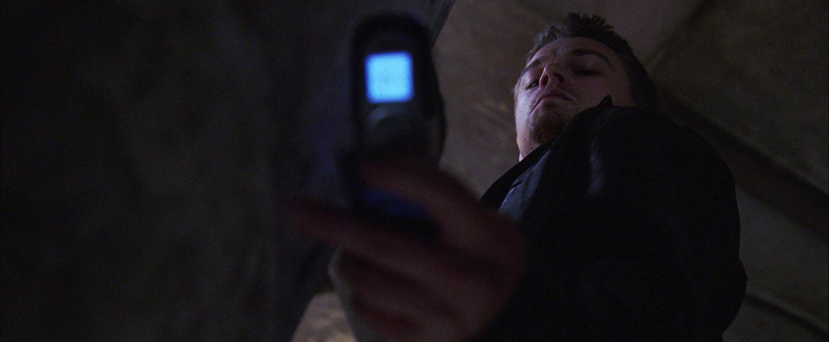 THE DEPARTED did so much for flip phones