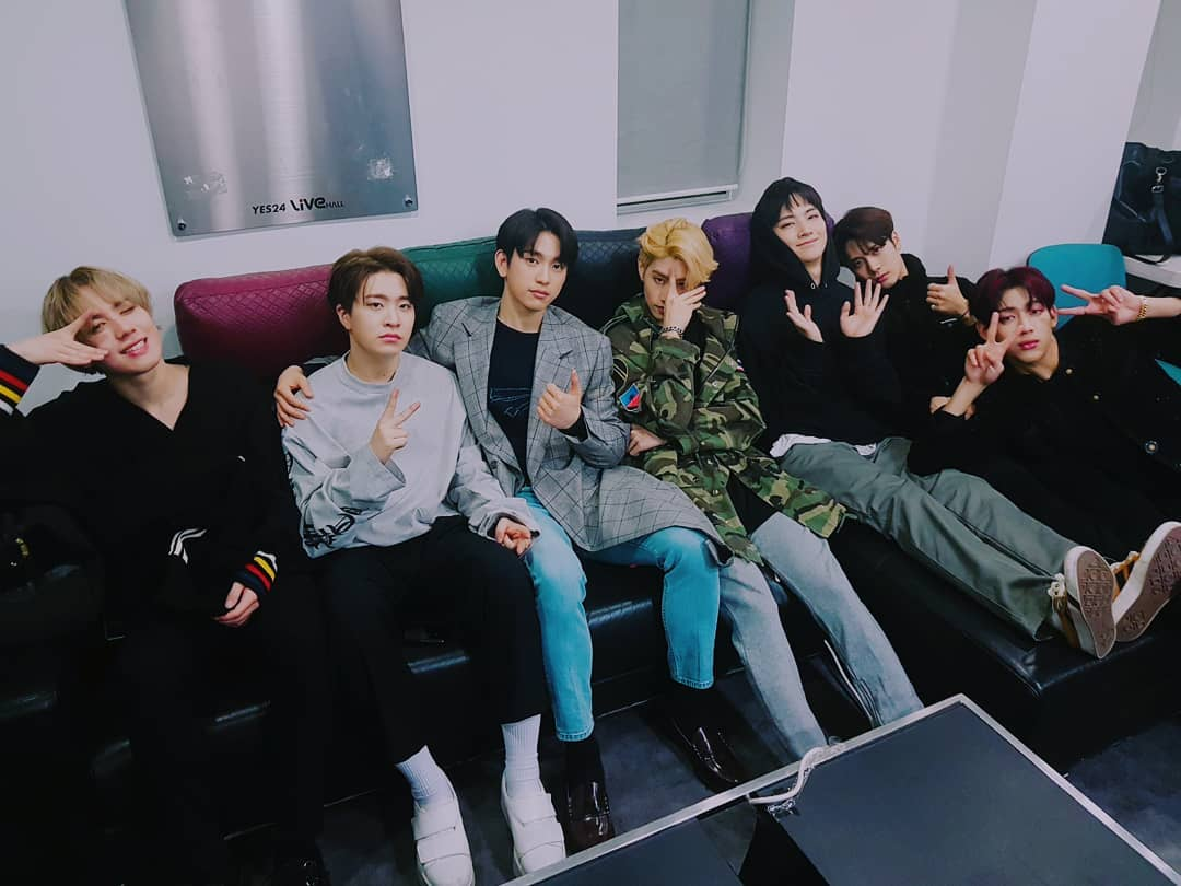 7 OR NEVER 7 OR NOTHING Aghase will always support these talented and precious boys. So happy for the new begginings that awaits them. Fighting! WE LOVE YOU SO MUCH GOT7 💚  @marktuan @JacksonWang852 @BamBam1A @GOT7Official #GOT7 #GOT7FOREVER #GOT7NewPage