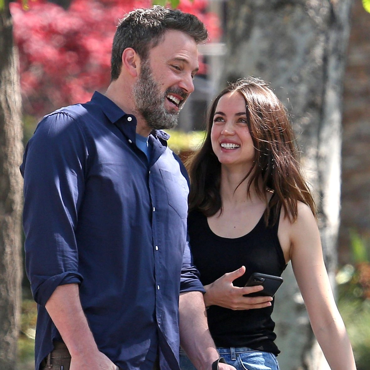 Ana de Armas and Ben Affleck have called it quits after nearly a year together.  ()