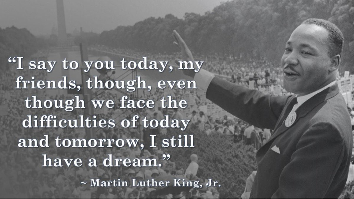Today we honor and pay tribute to Dr. Martin Luther King, Jr. as we commemorate his legacy of lifelong service. #MLKDay @CliftonSupt @CliftonSchools @WWMS_Clifton