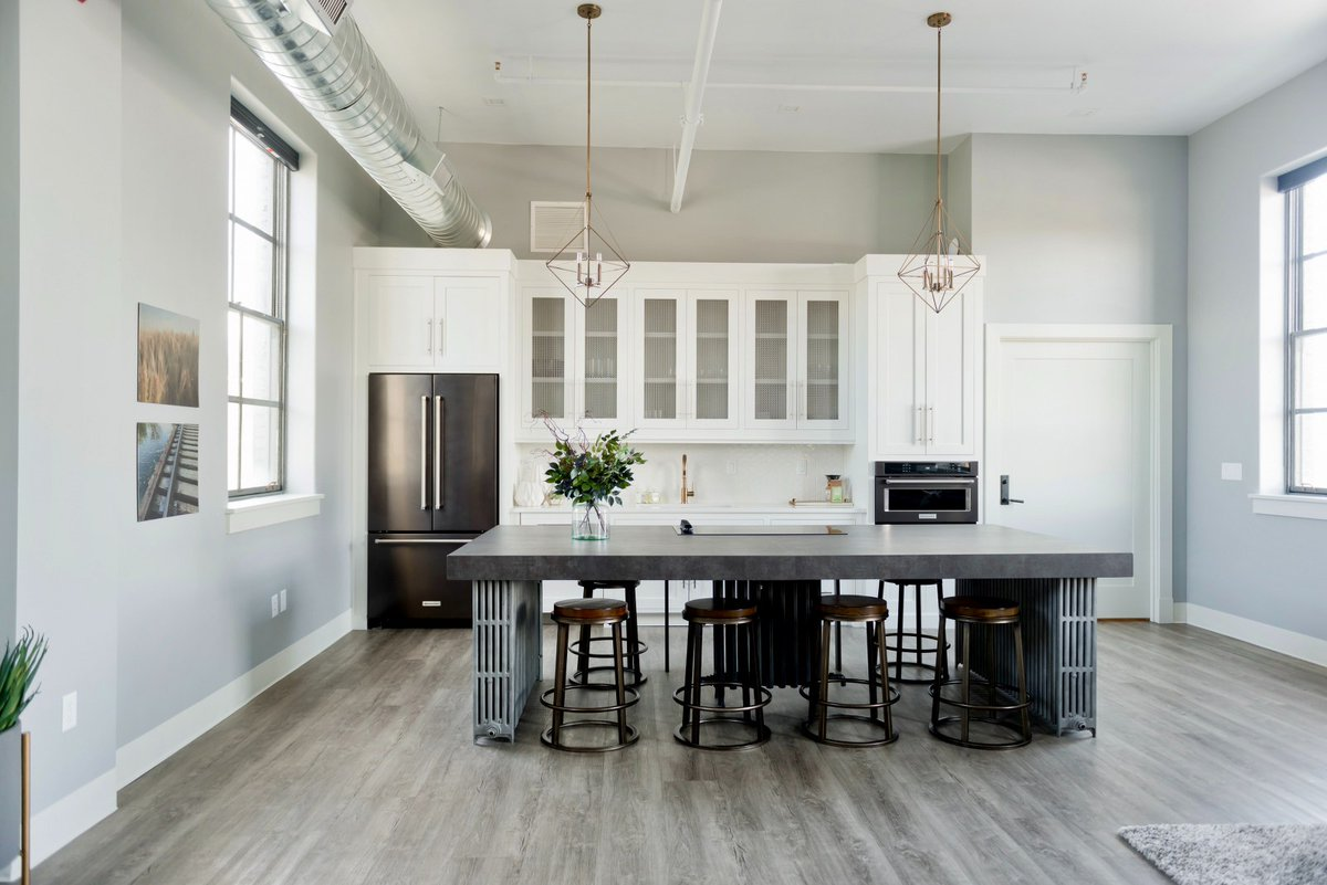 Can't find you any Interior design as your dream? Contact Me:   #homedecor #kitchen #interiorrendering #mondaythoughts #apartments #residentialinteriors #GOT7NewPage