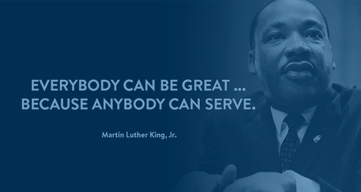 Thank you, Dr. King, for your legacy and the inspiration to serve others and our communities. #crawfordmurphyandtilly #MLKDay #consultingengineers #MLKDay2021
