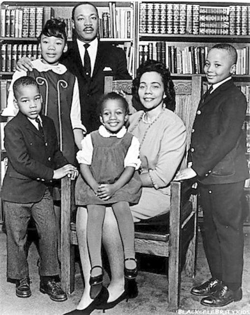 """Our Friend Martin Luther King Jr. once said """"I Have A Dream that one day my four children will one day live in a nation where they will not be judged by the color of their skin, but by the content of their character"""".... We are still dreaming the dream. #MLKDay #iHaveADream #King"""