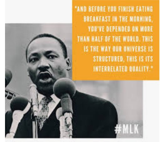 Three Dimensions of a Complete Life  #MLKDay #MLKDay2021 #CorettaScottKing