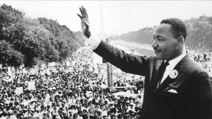 #MLKDay 🙏🏾❤️