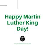 Image for the Tweet beginning: Happy Martin Luther King Day!