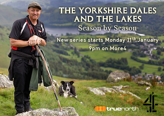 Could Monday nights get any better on telly? 📺👀  From 8pm #DevonAndCornwall returns for it's third series on @channel4, followed straight away by the beautiful spring episode of #DalesAndLakes Season by Season over on More4 #mondaythoughts
