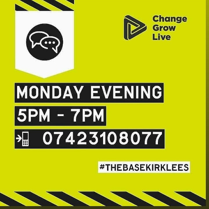 The Base Kirklees (@BaseKirklees)
