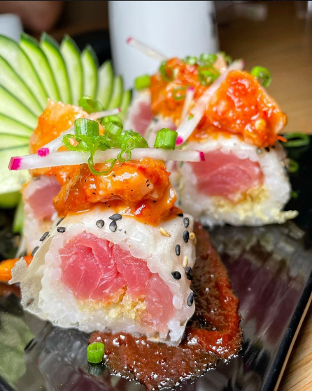 Start the week with some motivation @KaoSushiandGrill! Sushi Monday •1 Guest 10% OFF •2 Guests 20% OFF •3 Guests 30% OFF •4 Guests 40% OFF •5+ Guests 50% OFF *applies only on sushi #MondayMotivation #Foodies