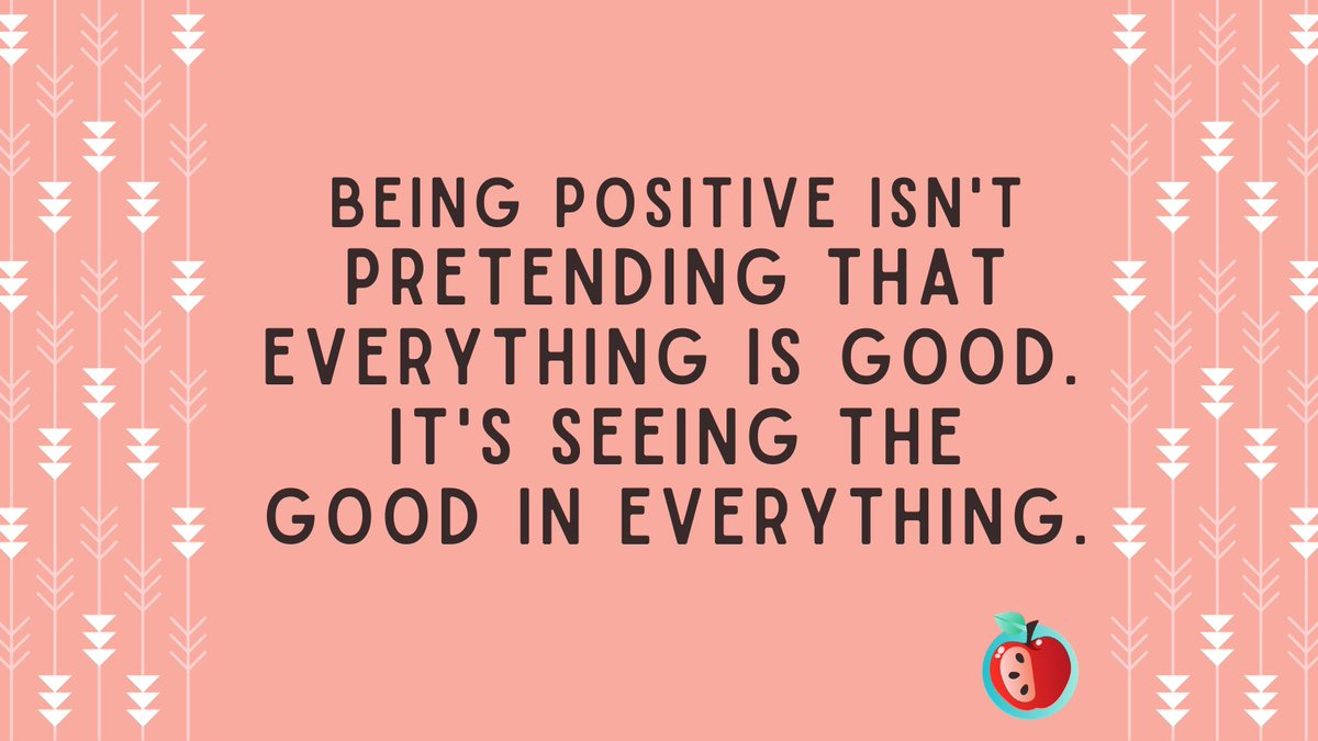 Sometimes it's hard to see but there is good all around us! #postivethinking #brightside #inspirational #happythoughts #goodvibes #