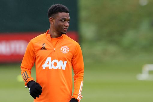 Amad Diallo not included in United team to face Leicester U23 #mufc https://t.co/Sikn5ayyho https://t.co/F87IFFR1Pm