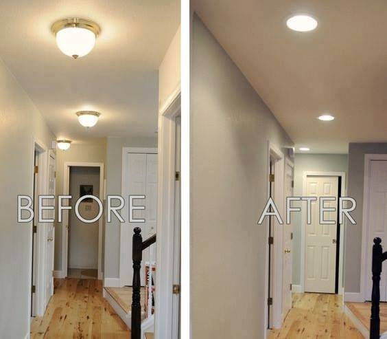 What do you think about recessed lighting? #electrical #electrician #reccessedlighting #mondaymotivation #mondaythoughts #mondaymotivation