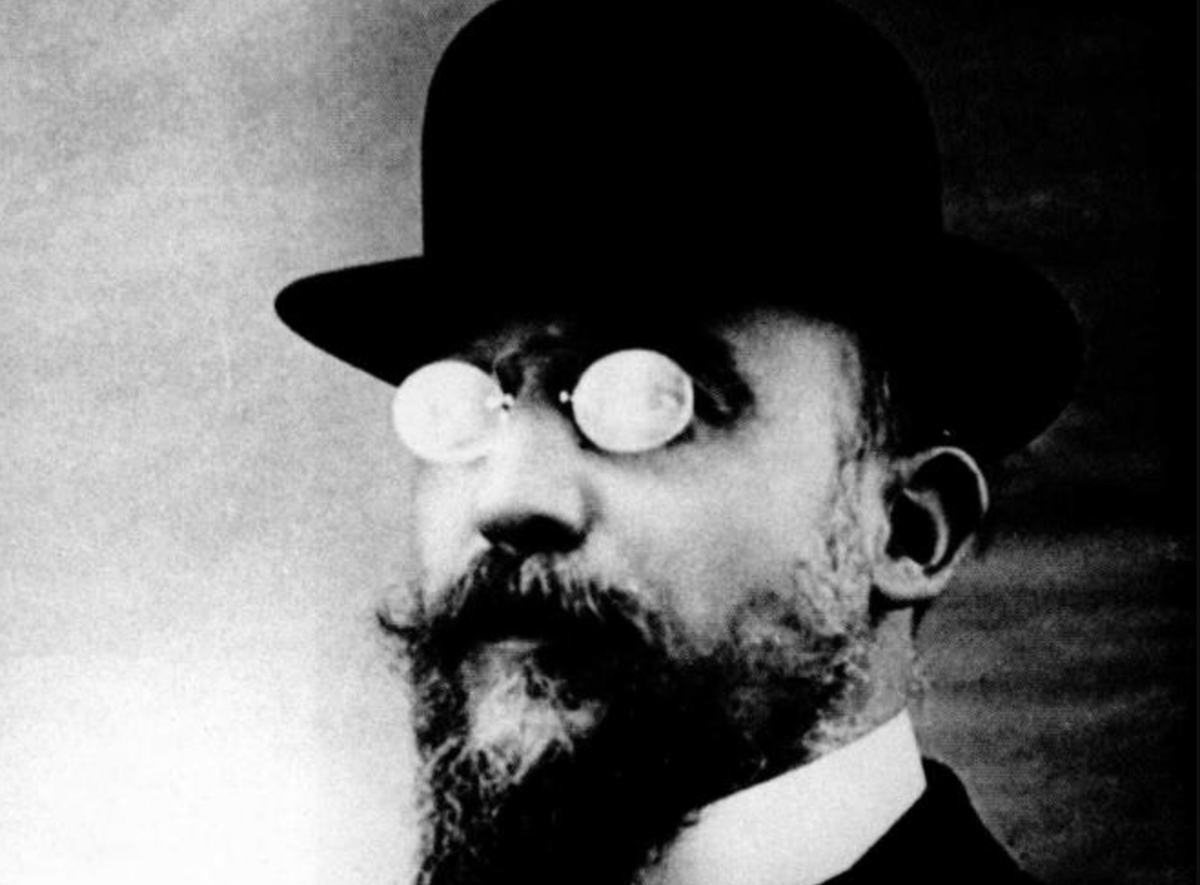 A new issue of the newsletter about the time Erik Satie founded a church of which he was the only member.