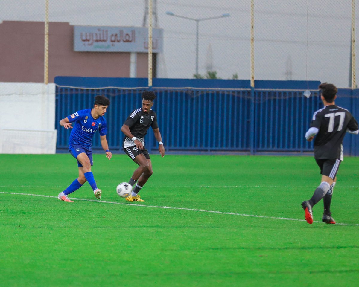 The harder you work for something, the greater you'll feel when you achieve it 💙.#الهلال #AlHilal #Nueve