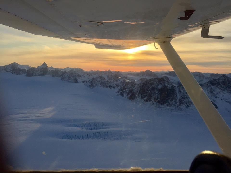 Made many visits to Alaska for work. Alaska is often best seen in a plane over a glacier. Great place to visit and amazing vacation spot! #glacier #alaska #alaskalife #alaskaadventure #explore #podcast #subscribe #listen #vacation #travelling