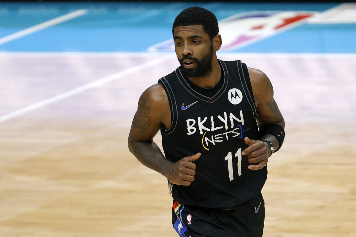 Stephen Jackson says Kyrie Irving bought George Floyd's family a house  (via 'The Rematch')