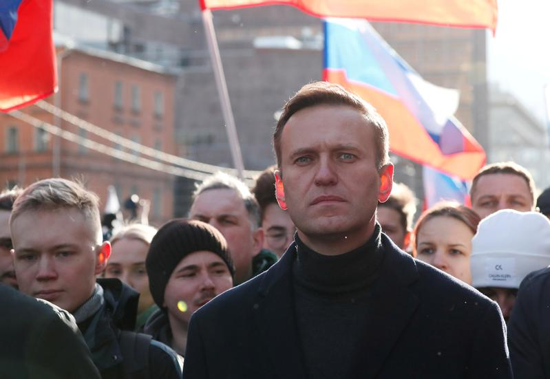 Jailed Kremlin critic Alexei Navalny urges Russians to take to streets https://t.co/YLPwVUqvzH https://t.co/B8nYG31XGO