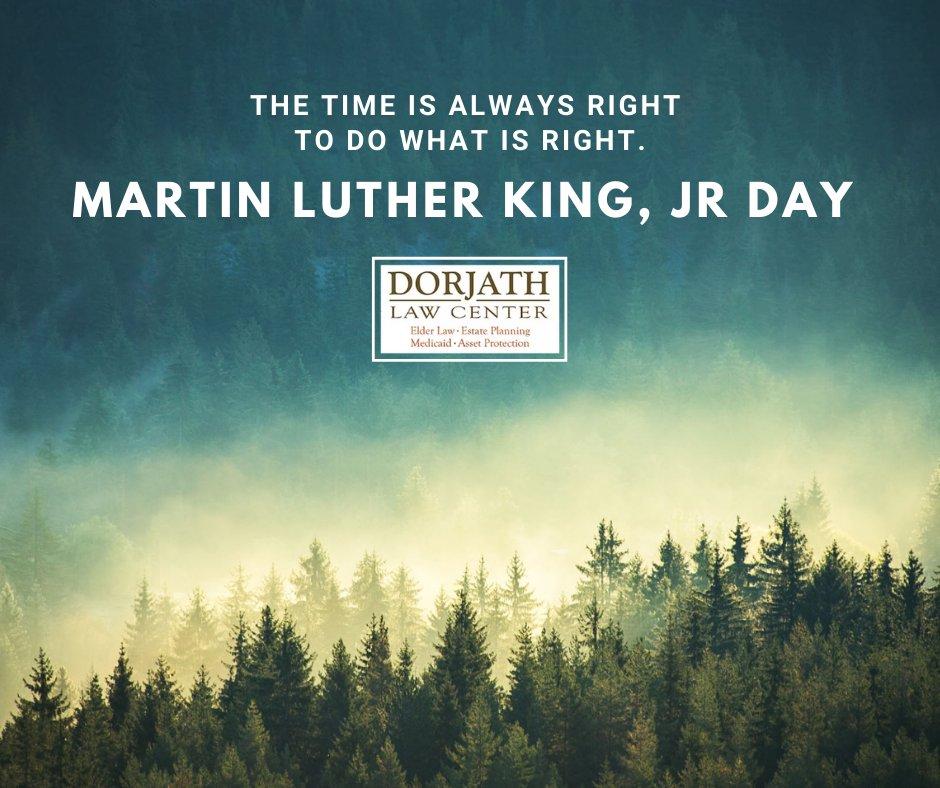 #HappyMonday #MondayMotivation #MartinLutherKing #MLKDay