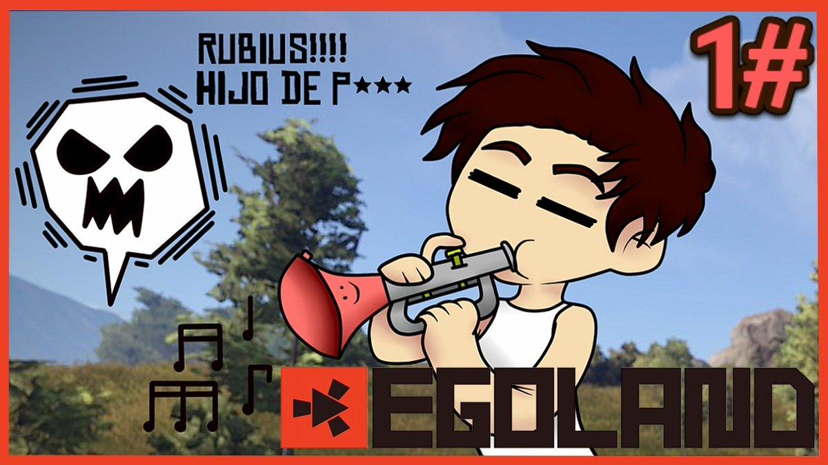 Historias Cortas de los Mejores Momentos de Egoland 1#   Animatic #EGOLAND #animatic #Momentos #Video #Rubius #asesinodelatrompeta #EgoLandfanart  @Rubiu5    a través de @YouTube