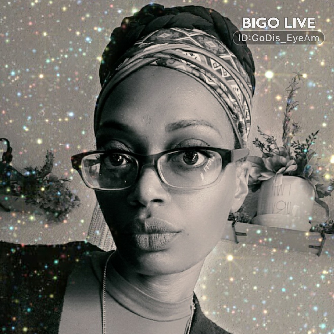 Come and see 💫GoDis EyeAm💫's LIVE in #BIGOLIVE: #music #goodvibes
