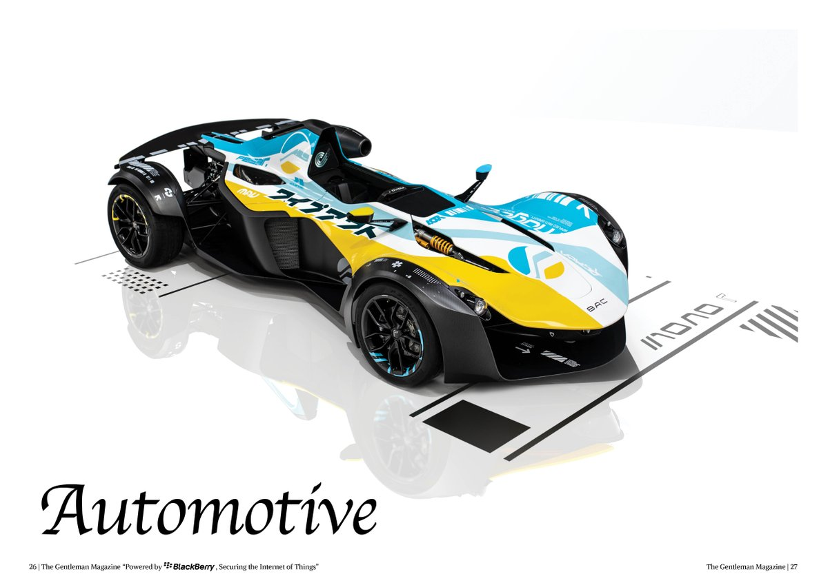 Love #Supercars #F1 or #FormulaE ? Discover the #Automotive section within Issue 24 of The Gentleman Magazine for all your car news, which you can be read either Online for FREE:  On Readly:  or in Print: