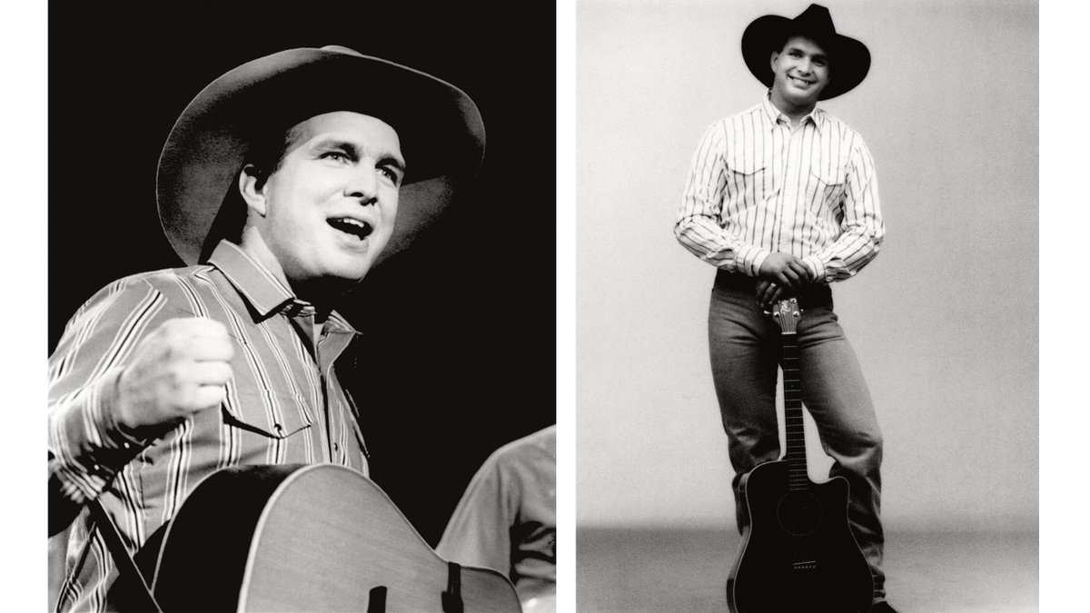 Garth Brooks, who hails from the 46th state in the Union (Oklahoma), will perform at the inauguration for the 46th President of the United States.   (OHS photos) #46th #Oklahoma #GarthBrooks #InaugurationDay