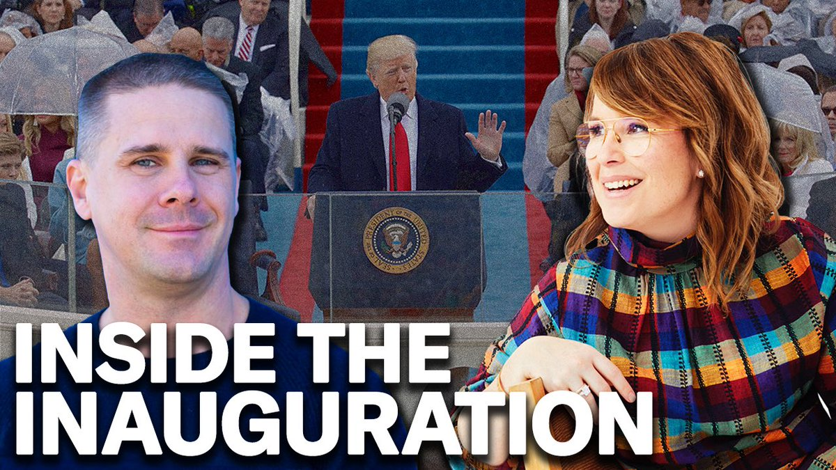 a new episode of #LetsBreakItDown is out and .... it's with @danpfeiffer ✨ we talk about inaugurations in advance of....#InaugurationDay