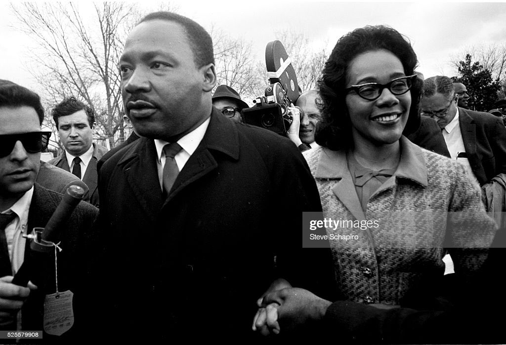Our nation cannot thank Coretta Scott King enough for all her sacrifices and efforts to keep the dream alive. As you celebrate #MLKDay remember #CorettaScottKing in her rightful place beside him.