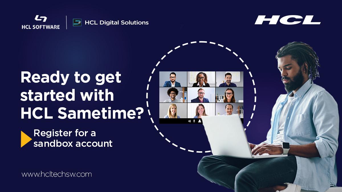 Wer noch auf der Suche nach einer sicheren Alternative für #Onlinemeetings ist, sollte #HCLSametime testen! #controlyourdata #dataprivacy