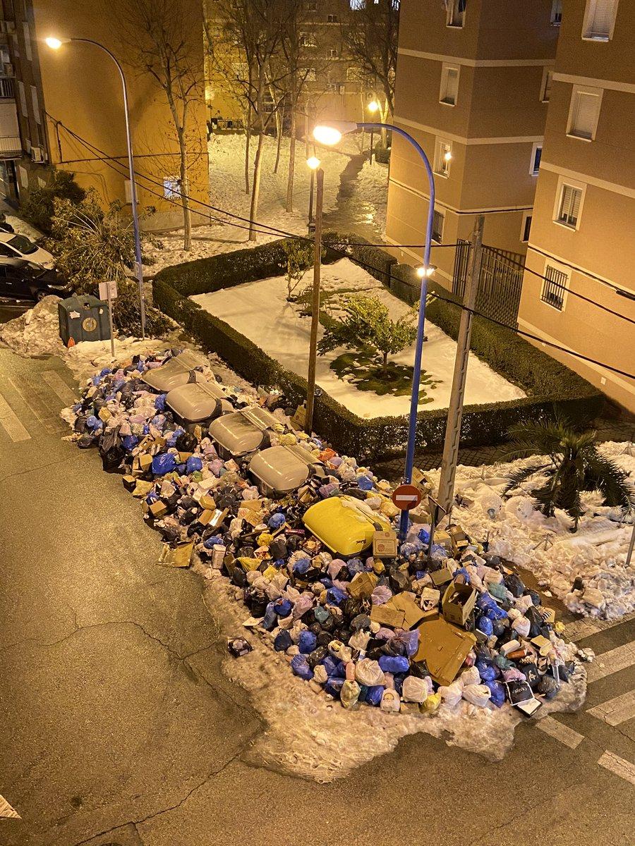 TREMENDO #DesastreLlorente #Leganés