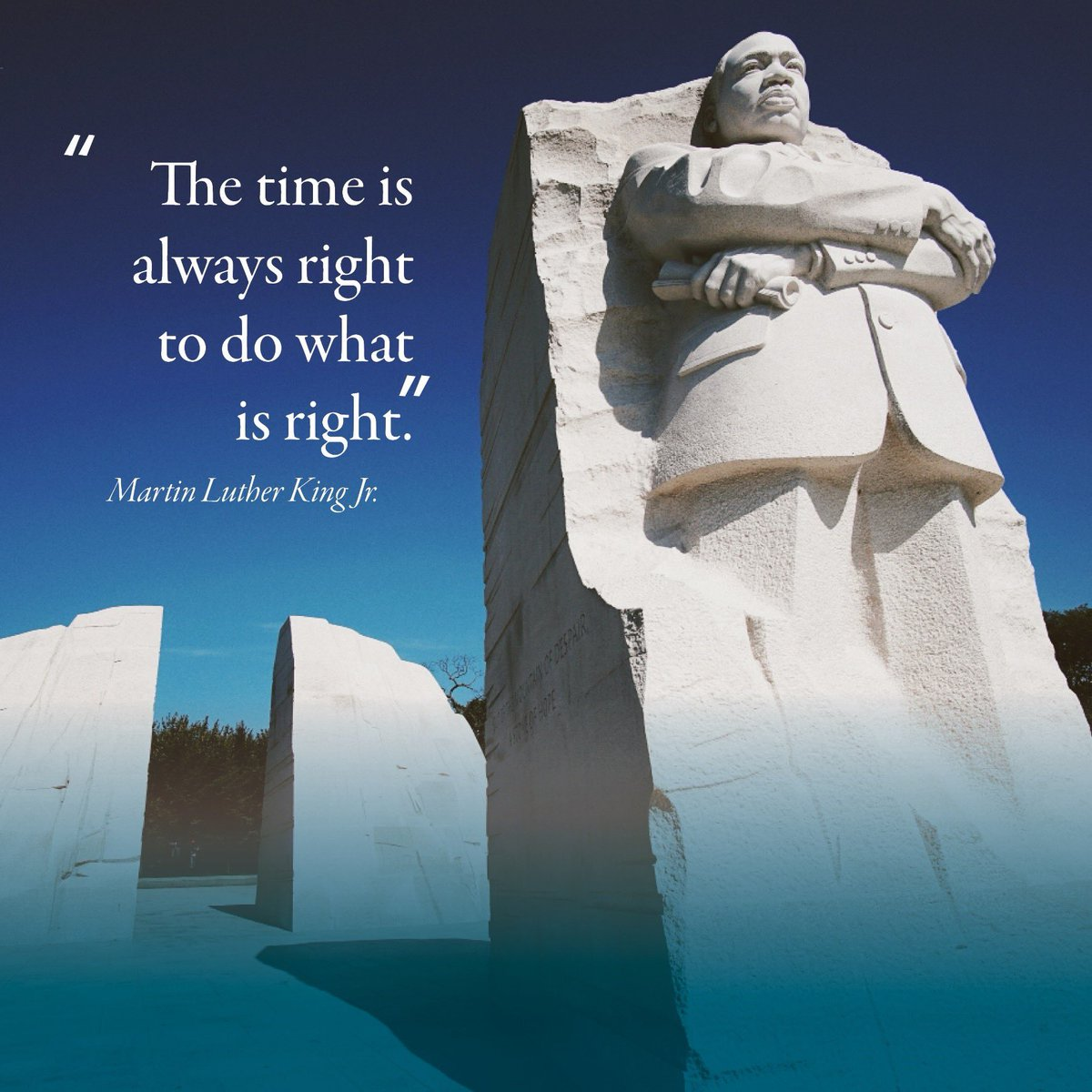 We couldn't agree more. #MLKDay