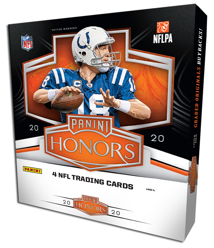 .@PaniniAmerica's online-exclusive 2020 Honors @NFL Football drops Wednesday. Here's everything you need to know . . .  #WhoDoYouCollect | #NFL