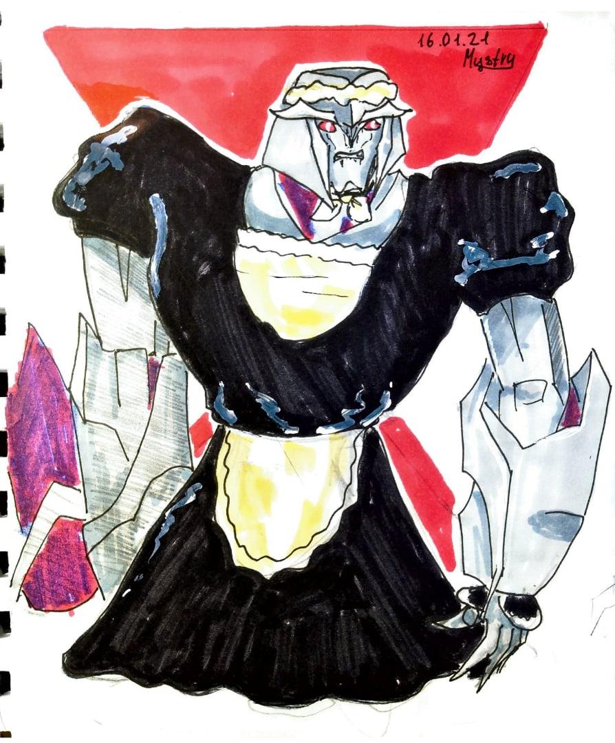 О_о  #megatron #Transformers #transformers_prime
