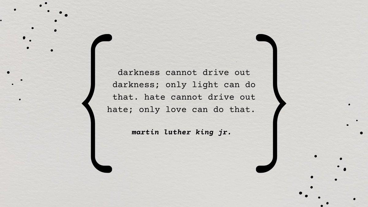 💫🖤  #MLKDay #IHaveADream #MondayMotivation