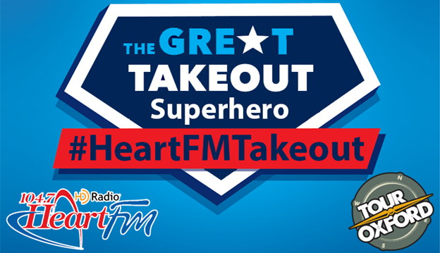 Happy to see @1047HeartFM and @TourismOxford team up to help our local restaurants with a great giveaway. For information and rules on the #HeartFMTakeout contest, go to heartfm.ca/win/eggstra-sp…. A $100 voucher is up for grabs.