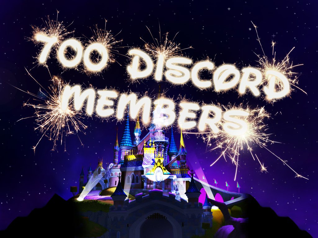 Congratulations to the Official @NETCOTCenter Discord server on reaching 700 members! #NETCOT #vmk #VirtualMagicKingdom #Disney #WDW #VMK #TTR #CPR #Sulake