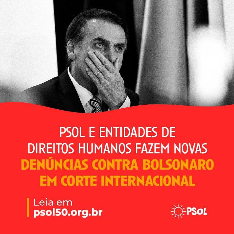Em dezembro/2020 Bolsonaro elogiou Brilhante Ustra, disse que não houve tortura no DOI-Codi e insultou prisioneiros políticos torturados no local. Também zombou das torturas sofridas pela ex-presidente Dilma Rousseff.  Denunciamos à Corte Interamericana de Direitos Humanos