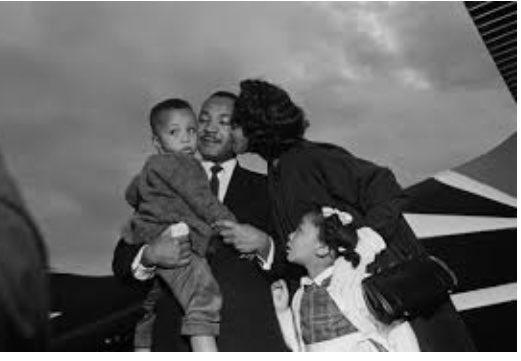 Love wins❤️ #MLK #CorettaScottKing