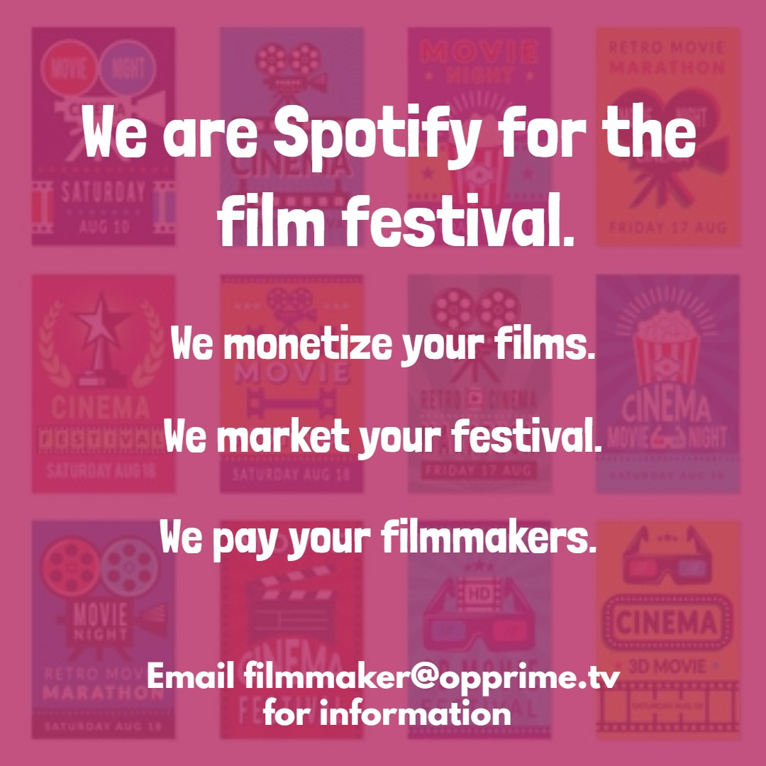 We automatically accept #films you refer to us. You get a recurring revenue stream from your #AwardWinning #movies .We promote you #festival across our 78.8K social media followers. We individually guide your #filmmakers through our #distribution platform. #FilmFestival #film