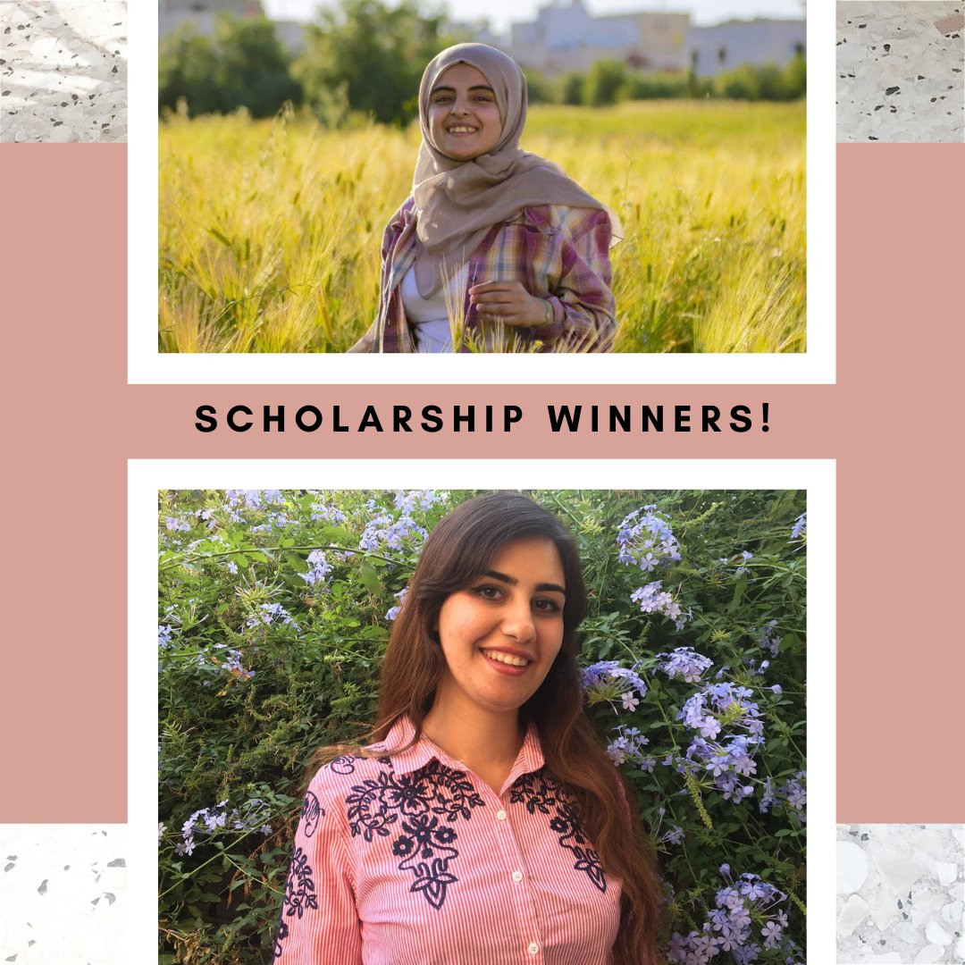 At the close of 2020, Fatima, our English Programme Intern, along with a former Student Ambassador - Rose - both officially moved to Canada to study under the WUSC scholarship! HUGE congratulations to these two 🙌❤️️🎉 #MondayMotivation