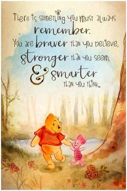 #MondayMotivation from #WinnieThePooh to celebrate #WinnieThePoohDay. Open up a jar of honey and #checkout some great #books, #DVDs & #music featuring Winnie and #friends.