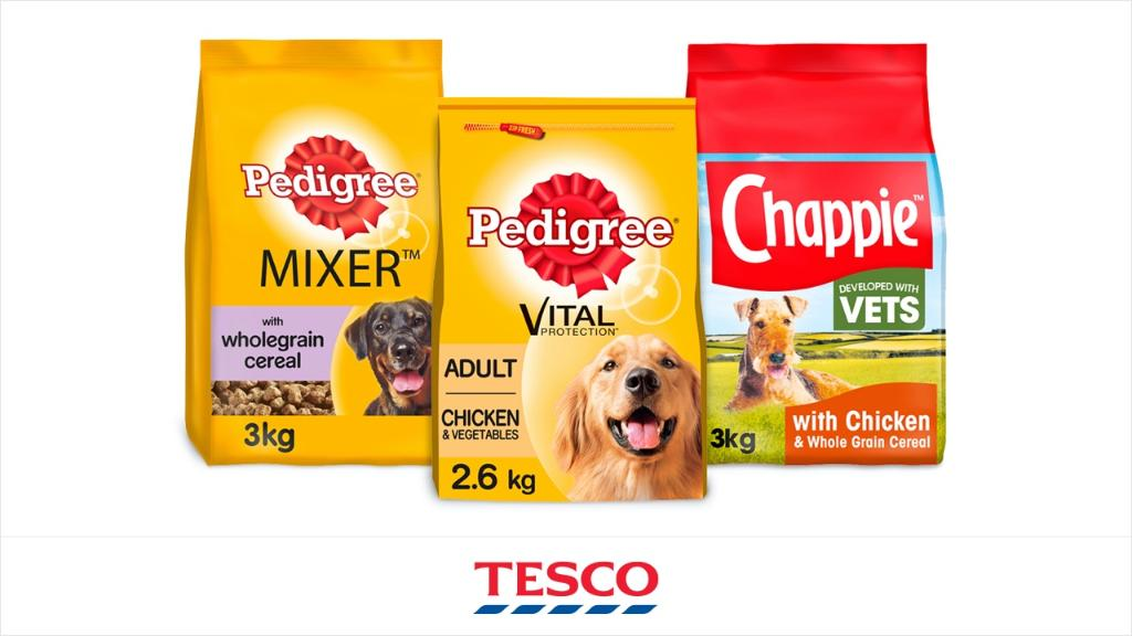 Mars Petcare are recalling various batches of Pedigree and Chappie dry dog food. The affected products contain levels of Vitamin D which, if eaten over time, may make a pet unwell.  If you'd like extra information, you can find out more here: