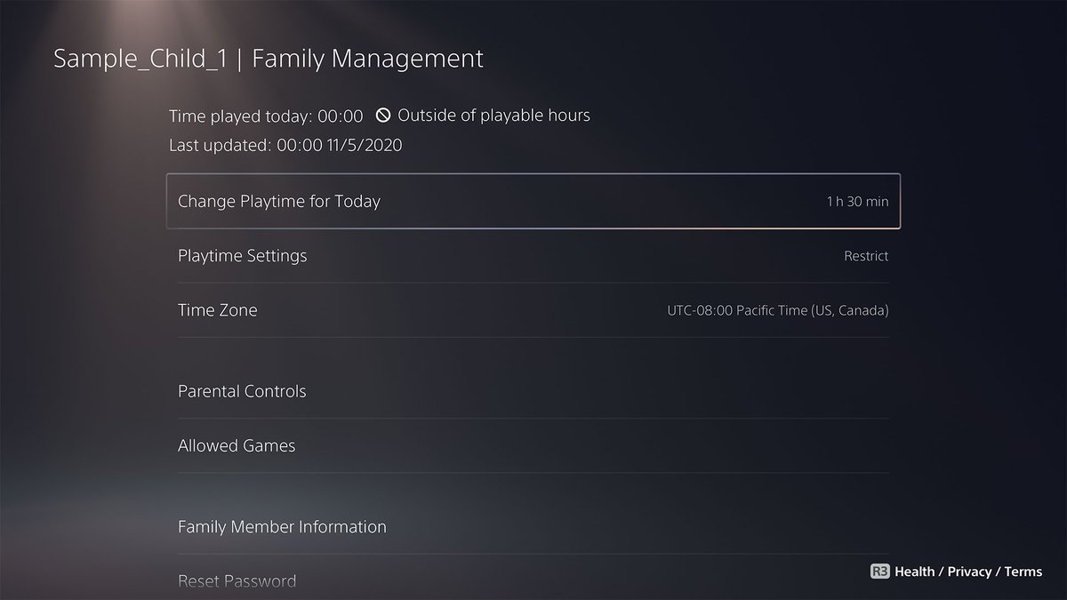 Learn how to create parent, guardian, and child accounts for your family to use on PlayStation 5 console: